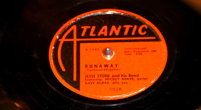 Atlantic Records, Runway, Jesse Stone and His Band